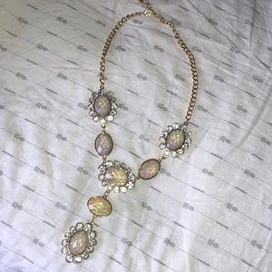 Chunky Opal Necklace